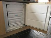 Electrolux Integral under counter Freezer Model EU6134U