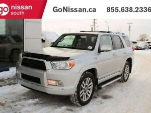 2013 Toyota 4Runner SR5, 4WD, 7 PASS, NAVIGATION, SUNROOF, LEATH