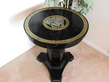 Versace style Side Tables - selling a pair Gordon Tuggeranong Preview