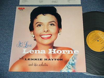 LENA HORNE Japan 1977 NM LP IT