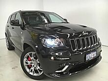 2012 Jeep Grand Cherokee WK MY2012 SRT-8 Black 5 Speed Sports Automatic Wagon Edgewater Joondalup Area Preview