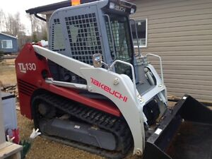 2006 Takeuchi TL130 Skidsteer MINT CONDITION ONLY 351 HOURS