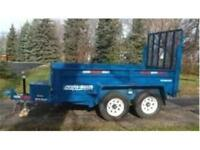 2009 Dump trailer... BAD CREDIT FINANCING AVAILABLE !!!