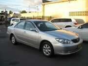 2006 Toyota Camry MCV36R MY06 Altise Limited Silver 4 Speed Automatic Sedan Cambridge Park Penrith Area Preview