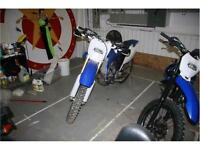 2005 Yamaha YZ250FT