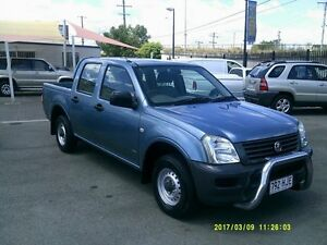 2003 Holden Rodeo RA DX Blue 5 Speed Manual Crew Cab P/Up Coopers Plains Brisbane South West Preview