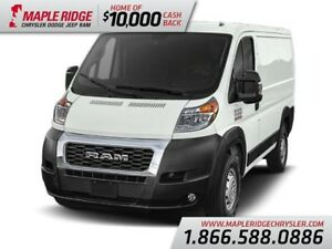 2019 RAM ProMaster 1500 Low Roof 118 in. WB