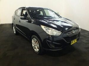 2012 Hyundai ix35 LM MY11 Active (FWD) Black 6 Speed Automatic Wagon Clemton Park Canterbury Area Preview