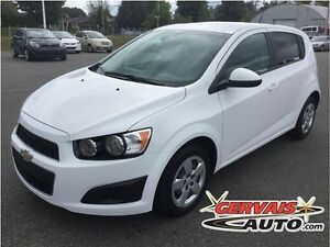 Chevrolet Sonic LS A/C Hatch Automatique 2014