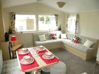 ***BEAUTIFUL BRAND NEW STATIC CARAVAN FOR SALE WITH 2016/2017 SITE FEES INCLUDED***