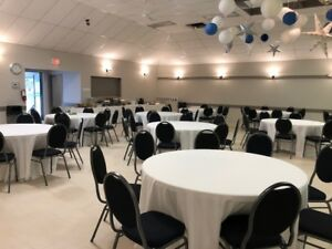 Christmas Party Hall-Friday Night Rentals! New Years Eve!