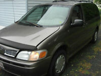 2002 Oldsmobile Silhouette van  motor / drive train parts