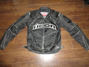 Icon Contra Jacket Motorcycle Jacket