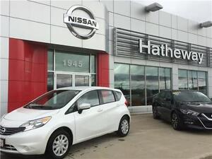 Nissan VERSA NOTE S CVT DEMO  11,800$ **SAVE up to 6000$**