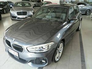 2015 BMW 125I F20 LCI M Sport Mineral Grey 8 Speed Sports Automatic Hatchback Albion Brisbane North East Preview