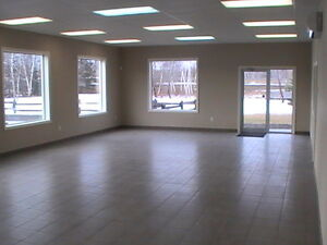 High visibility office/retail/dealership space along 4 lane hwy