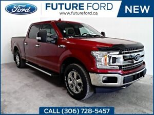 2018 Ford F-150 XLT NAVIGATION MAX TRAILER TOW XTR PACKAGE