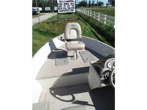 2006 Smokercraft Resorter 16' Aluminum fishing boat with trailer Stratford Kitchener Area image 6