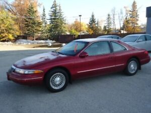 1993 Lincoln Mark VIII,RUST FREE WEST COAST CAR!!