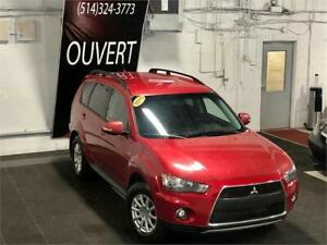 MITSUBISHI OUTLANDER LS 7 PASSAGERS-4WD-BLUETOOTH-AIR CLIM