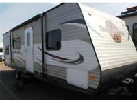 2015 HEARTLAND TRAIL RUNNER 25SLE TRAVEL TRAILER