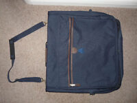 'Reduced top Clear' Large Travel Suit Garment Carrier Bag / Case