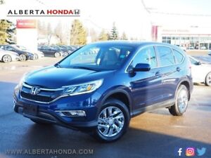 2016 Honda CR-V SE. Eco. Low Kms. Heated Seats. Traction Control