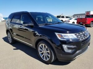 2016 Ford Explorer Limited (Heated/Cooled Seats, Remote Start, N