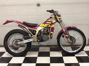 1992 Beta Zero Trials Bike
