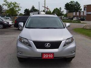 2010 Lexus RX 350 TOURING PACKAGE WITH BACKUP CAMERA.