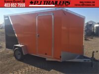 12' Enclosed Trailer Lightning brand by Forest River Calgary Alberta Preview