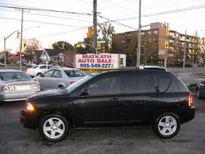 **2008 Jeep Compass** Auto, A/C, Cert. & E-tested