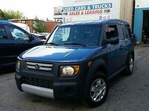2008 Honda Element 0 DOWN $62 WEEKLY!
