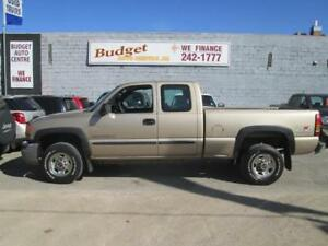 2006 GMC Sierra SLE 2500 HD
