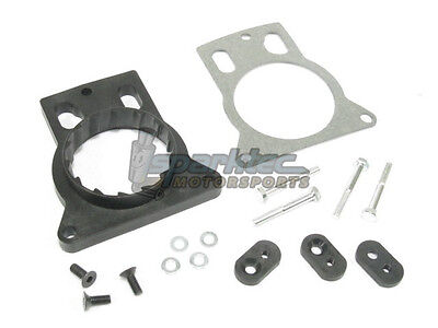 - Volant Vortice Throttle Body Spacer 99-07 Silverado Suburban Sierra 4.8/5.3/6.0L