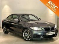 2017 17 BMW 2 SERIES 3.0 M240I 2D AUTO 335 BHP