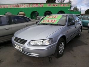 1998 Toyota Camry MCV20R Conquest Silvery Blue 4 Speed Automatic Sedan Nailsworth Prospect Area Preview