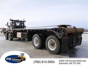 2000 Kenworth C500 T/A T/A Bed Truck Edmonton Edmonton Area image 3