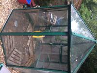 Greenhouse, octagonal