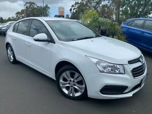 2015 Holden Cruze JH Series II MY15 Equipe White 6 Speed Sports Automatic Hatchback East Bunbury Bunbury Area Preview
