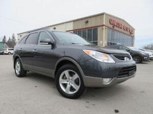 2012 Hyundai Veracruz LIMITED AWD, NAV, ROOF, LEATHER!