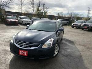 2012 Nissan Altima 2.5 S Certified **REDUCED FOR QUICK SALE**