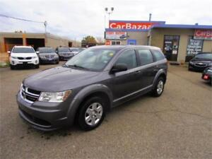 2012 DODGE JOURNEY CVP 4 CYL GA SAVER SPACIOUS EASY FINANCE