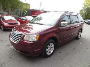 2008 CHRYSLER TOWN COUNTRY SUPPER PROPRE TEL: 514-568-0581