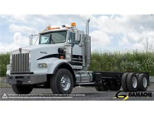2002 KENWORTH T800 À VENDRE / CAB & CHASSIS TRUCK FOR SALE