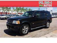 2003 Ford Explorer Limited *Centennial Edition* SEATS 7, LEATHER