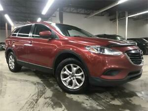 MAZDA CX-9  GS AWD 2015 / CUIR / TOIT / CAMERA / 156100KM!