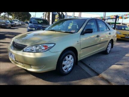 2003 Toyota Camry ACV36R Altise 4 Speed Automatic Sedan Footscray Maribyrnong Area Preview