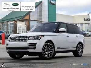 2017 Land Rover Range Rover SC Autobiography 4dr 4WD Sport Utili