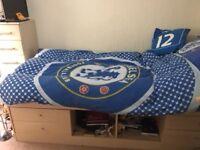 Midi sleeper cabin bed